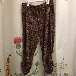American Rag Cropped Boho Pants